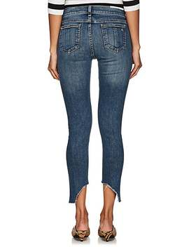 Hampton Mid Rise Ankle Skinny Jeans by Rag & Bone