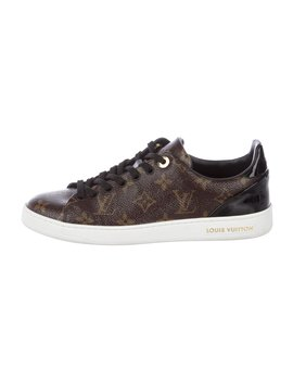Monogram Low Top Sneakers by Louis Vuitton