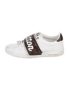 Frontrow Monogram Sneakers by Louis Vuitton
