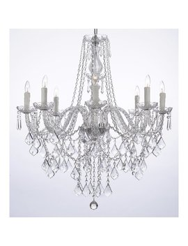 Astoria Grand Anton 8 Light Candle Style Chandelier & Reviews by Astoria Grand
