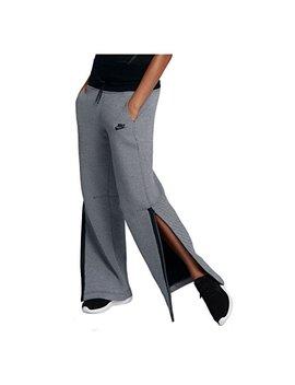 Nike Sportswear Tech Fleece Women's Pants Black/White by Nike