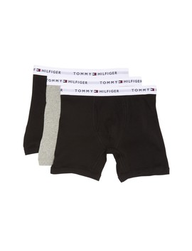 Classic Boxer Briefs   Pack Of 3 by Tommy Hilfiger