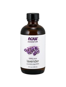 Now Solutions Lavender Essential Oil, Floral , 4 Ounce by Now Foods