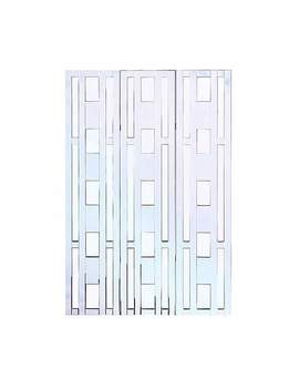 5 A Fifth Avenue Mirrored Statement Screen by Dunelm