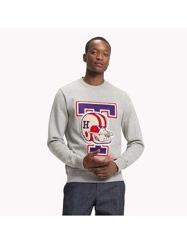 Mascot Logo Sweatshirt by Tommy Hilfiger
