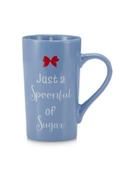 Disney   Spoonful Of Sugar Latte Mug by Disney