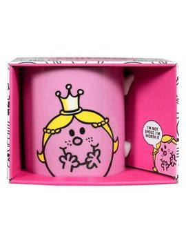 Little Miss   Little Miss Princess Gift Mug by Little Miss
