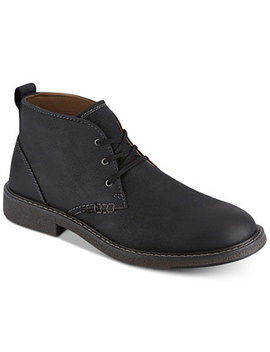 Men's Tulane Leather Desert Chukka Boots by Dockers