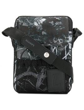Printed Shoulder Bag by Lanvin