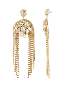 Kylee Earrings by Deepa Gurnani