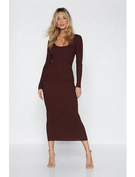 Flavor Of The Month Maxi Dress by Nasty Gal
