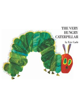 The Very Hungry Caterpillar (Hardcover) by National Geographic Learning