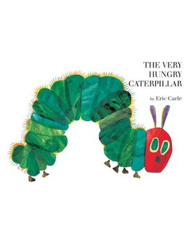 Very Hungry Caterpillar (Board Book) by National Geographic Learning