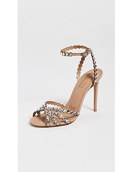 Tequila 105mm Sandals by Aquazzura