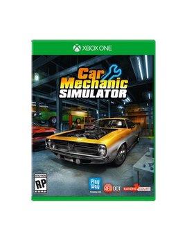 Car Mechanic Simulator, Maximum Games, Xbox One, 816819015049 by Maximum Games