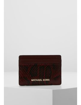 Money Pieces Card Holder   Punge by Michael Michael Kors