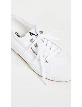 X Alexa Chung 2294 Cothook Lace Up Sneakers by Superga