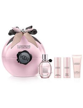 4 Pc. Flowerbomb Eau De Parfum Gift Set by Viktor & Rolf