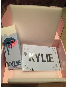 Kylie Limited Edition Holiday Collection Lipkit In Shade Kissmas 100 Percents Genuine&Nbsp; by Ebay Seller
