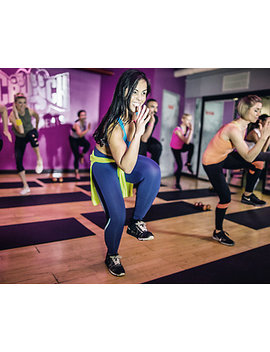 Crunch Fitness Nyc: Up To 70% Off Memberships, Training & More by Gilt