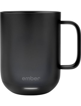 10 Oz. Temperature Controlled Ceramic Mug   Black by Ember