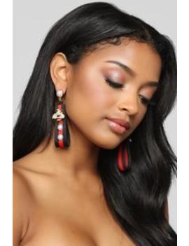 Bee Yourself Earrings   Multi by Fashion Nova