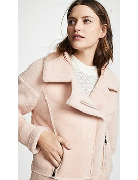 Anne Sherpa Jacket by Apparis