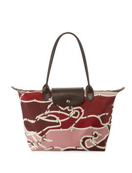 Le Pliage Galop Medium Shoulder Tote Bag by Neiman Marcus