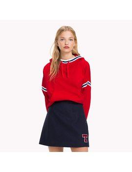 A Line Varsity Skirt by Tommy Hilfiger
