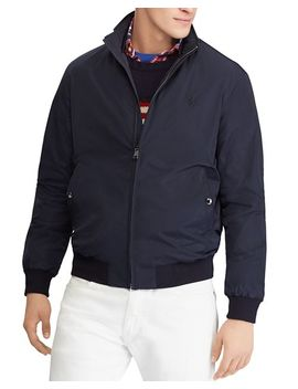 Polo Packable Windbreaker Jacket by Polo Ralph Lauren