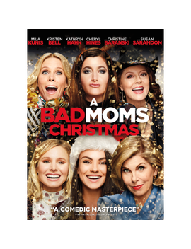 A Bad Moms Christmas (Dvd) by Universal Pictures