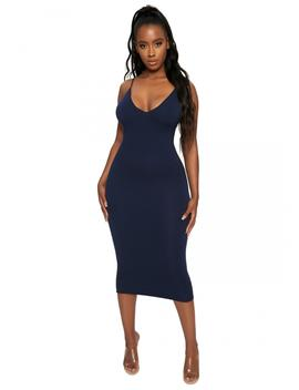 The Nw Figure Me Out Dress by Naked Wardrobe