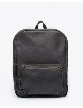 Nisolo Cordoba Backpack   Black by Garmentory
