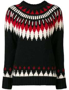 Round Neck Jumper by Polo Ralph Lauren