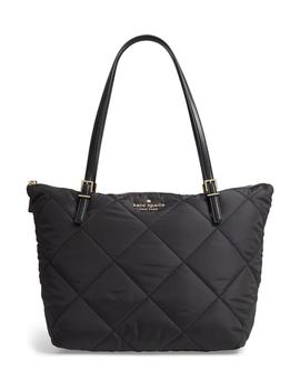 Watson Lane Quilted Maya Nylon Tote by Kate Spade New York