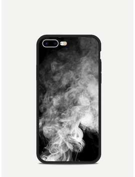 Smoke Pattern I Phone Case by Sheinside