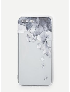 Ink And Wash Painting I Phone Case by Sheinside