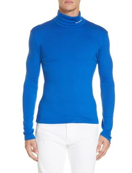 Wool Jersey Turtleneck by Calvin Klein 205 W39 Nyc