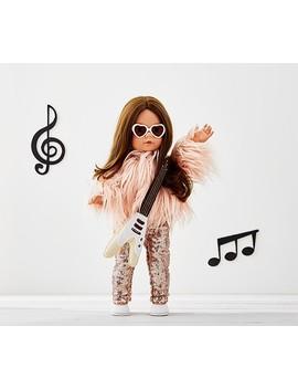Special Edition Lola Rockstar Götz Doll by Pottery Barn Kids