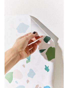 Terrazzo Removable Wallpaper by Urban Outfitters