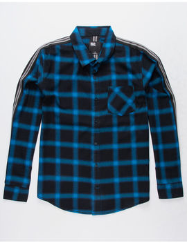 Rsq Bowery Mens Flannel Shirt by Rsq