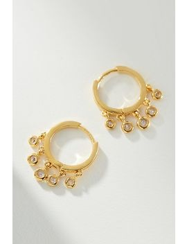 Merriment Hoop Earrings by Anthropologie