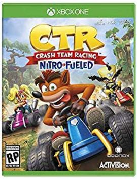 Crash Team Racing   Nitro Fueled   Xbox One by By          Activision