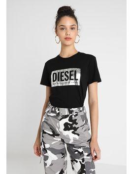 T Foil   T Shirt Print by Diesel