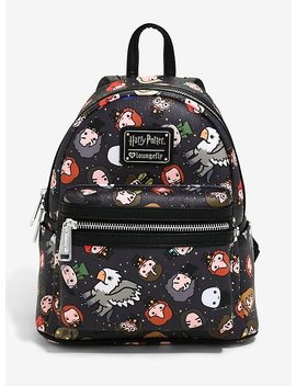 Loungefly Harry Potter Chibi Characters Mini Backpack by Hot Topic