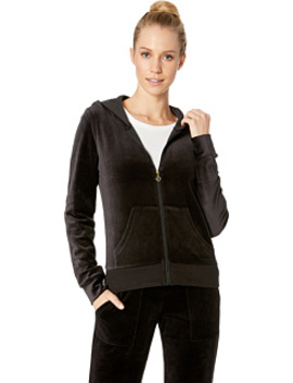 Velour Robertson Jacket by Juicy Couture