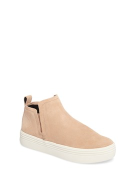 Tate Suede Sneaker by Dolce Vita