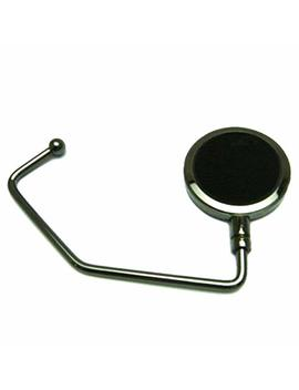 Tapp Collections™ Silver/Black/Swivel Top Purse Hanger by Tapp Collections
