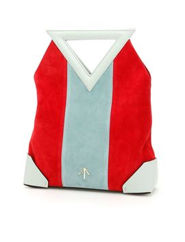 Manu Atelier Triangle North Tote Bag by Manu Atelier