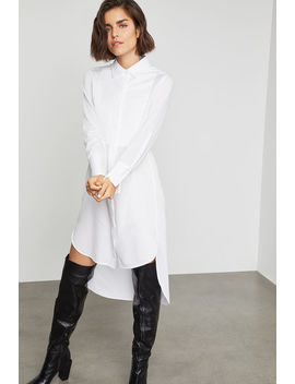 High Low Shirt Dress by Bcbgmaxazria